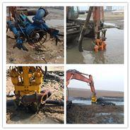 HSY系列液压型挖机抽泥泵