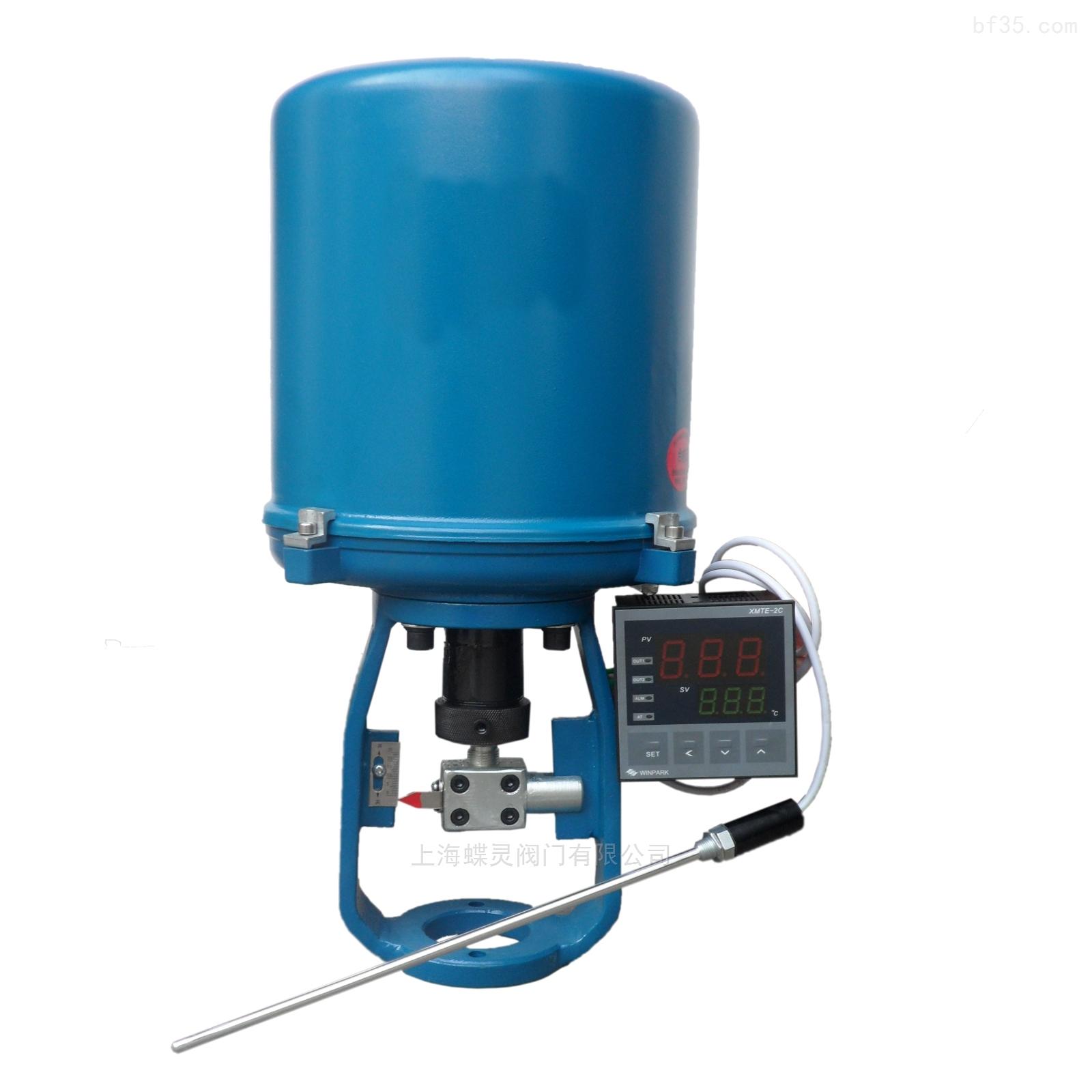 電子式直行程驅動裝置,電動執行器381L-08