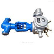现货AC220V电动焊接截止阀