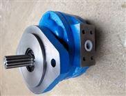 采煤机专用双联齿轮泵