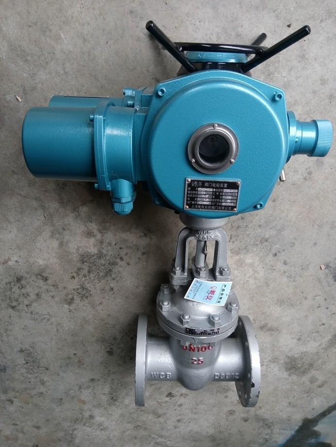 电动铸钢闸阀Z941H-16C 法兰铸钢闸阀