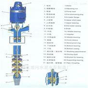 天津長軸深井潛水泵現貨
