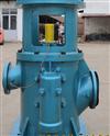 三螺杆泵根据介质还可提供加热或冷却结构