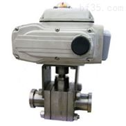 Q11N电动高压球阀PN100~PN320