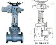 上海标一电动真空闸阀