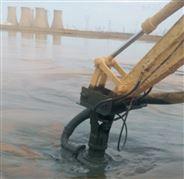 工程清淤专用挖机液压清淤泵,污泥泵