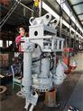 液压式潜渣泵机组 挖掘机液压渣浆泵