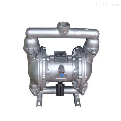 廣泉耐腐蝕氣動自吸泵鋁合金隔膜泵