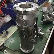 充油浸式潜水电泵不锈钢油浸泵大流量抽水泵
