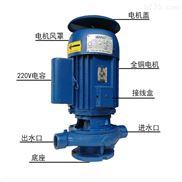 冷熱水循環增壓泵GD管道泵