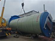 一體化預制泵站污水設備全部埋于地下
