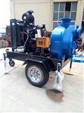 SP-4型移动式柴油机自吸排污泵