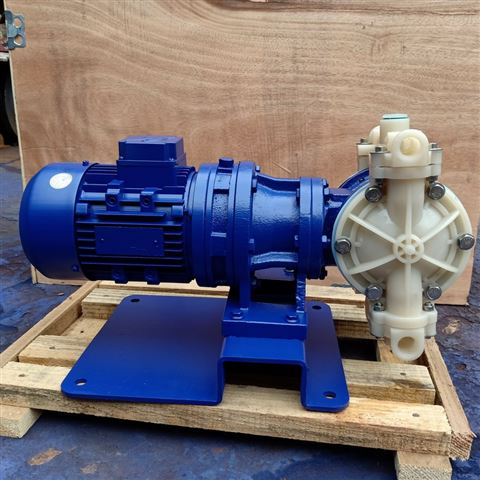 PVDF電動隔膜泵