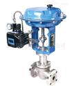 氣動薄膜調節閥帶定位器