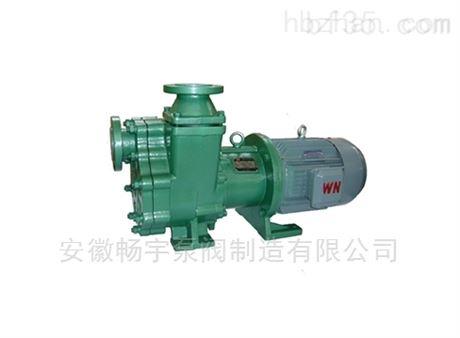 氟塑料自吸式磁力泵
