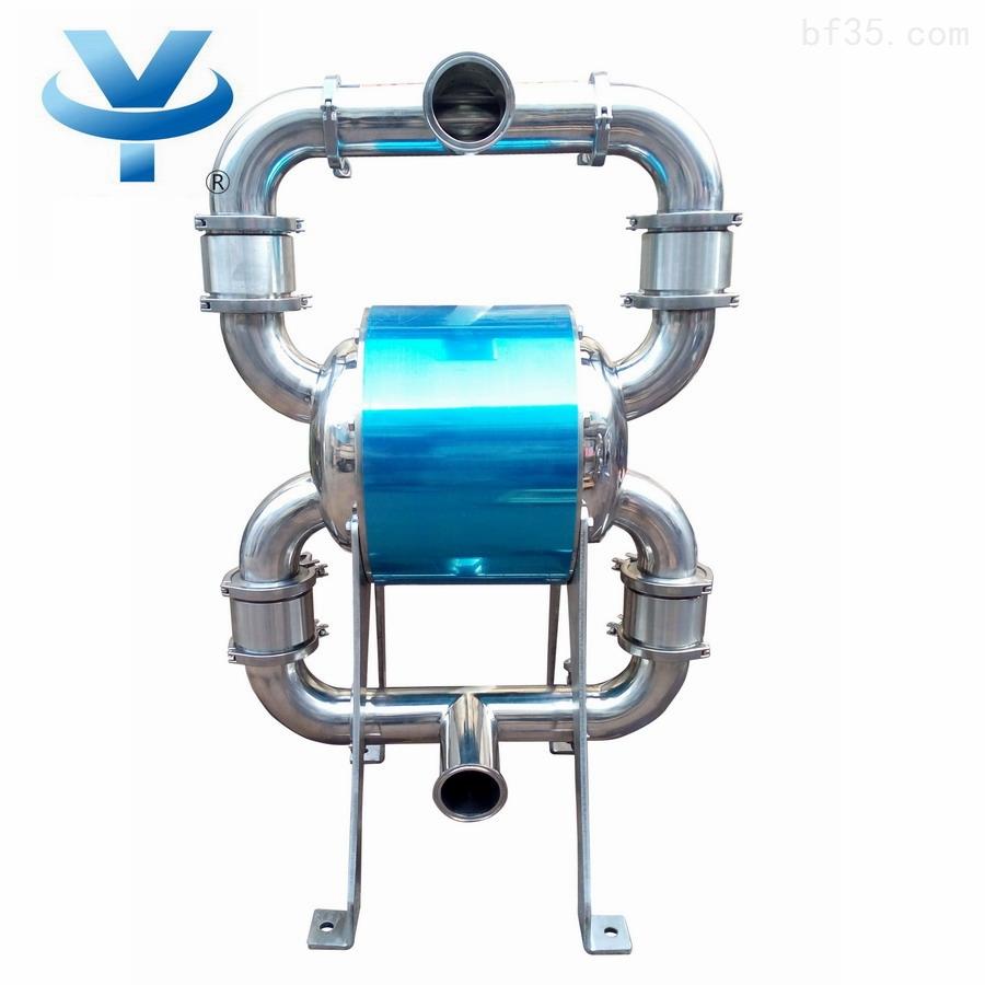 药液输送卫生级隔膜泵