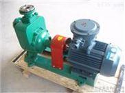 华潮25CYZ-27自吸油泵 卧式防爆离心泵