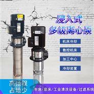 CNP南方泵業立式泵 多級浸入式液下離心泵