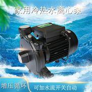 全自动冷热水离心泵家用增压泵