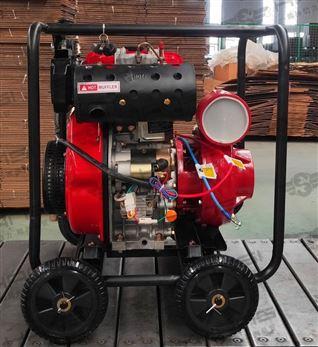 柴油机高压水泵3寸4寸高扬程风冷柴油清水泵