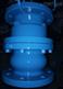 鑄鋼氣動梭閥