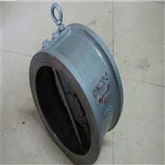 油水管道專用對夾式止回閥 焦作閥門經銷商