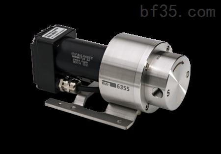 微量泵用于缓冲液的精确输送