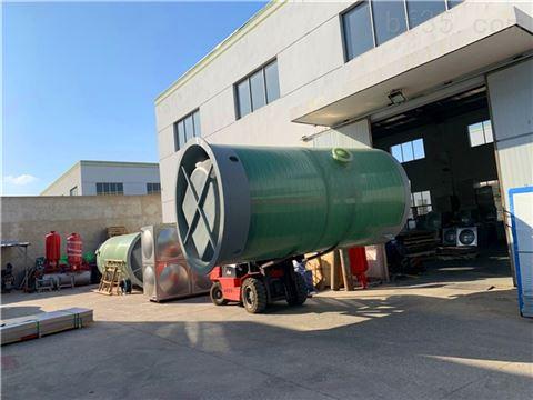 2000x6000一体化污水提升泵站