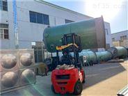100立方玻璃钢一体化泵站