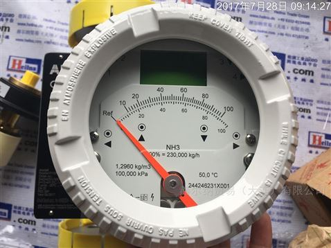ABB金屬管轉子流量計