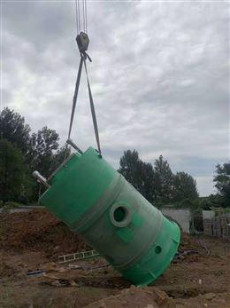 福建一体化污水泵站厂家