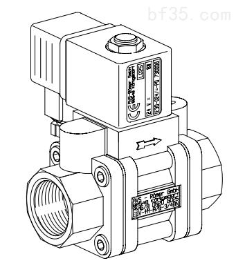 AVS Roemer电磁阀EBV系列 赫尔纳