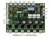 6轴步进电机驱动控制器静音CAN RS485