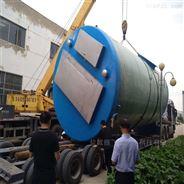 地埋式一體化污水提升泵站操作流程
