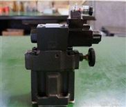 电液比例溢流阀日本油研YUKEN先导式抗衡阀