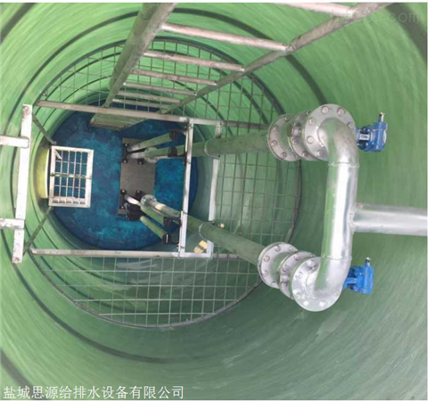 一体化预制泵站厂家与品质