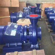 ISW單級單吸管道離心泵