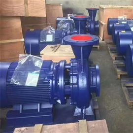 ISW单级单吸管道离心泵