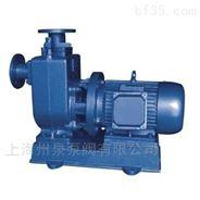 州泉 150ZWL160-30直联自吸式无堵塞排污泵