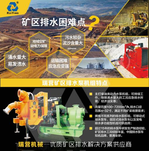瑞營機械打卡第六屆北京國際礦業展(CMIE2019)